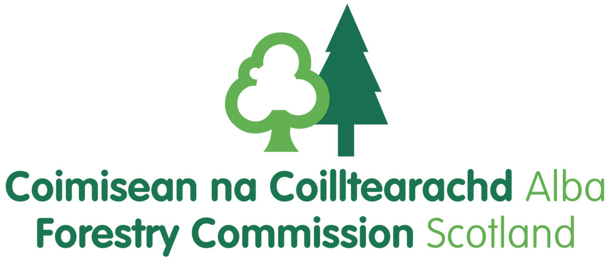 Forestry Commission Scotland logo logo