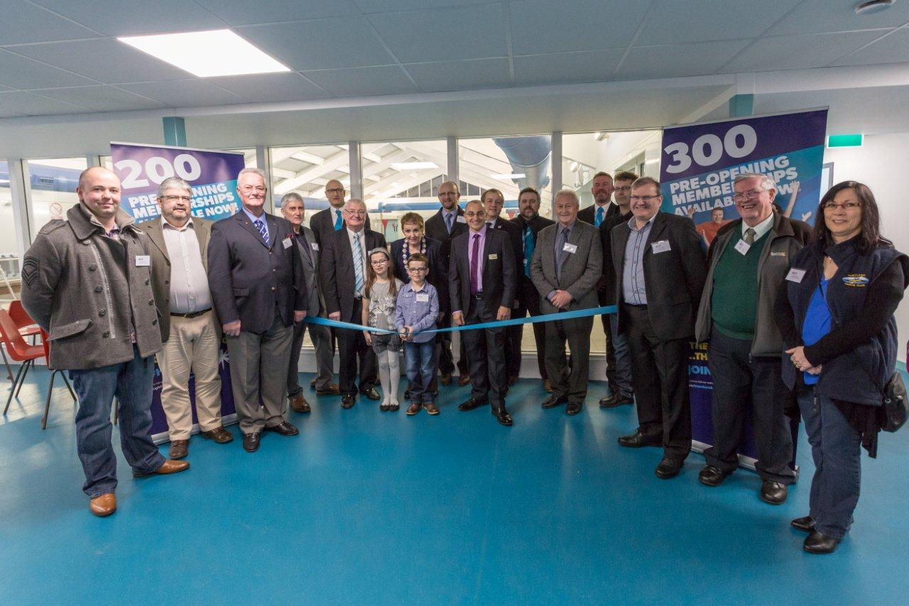 Thurso Leisure Centre opening