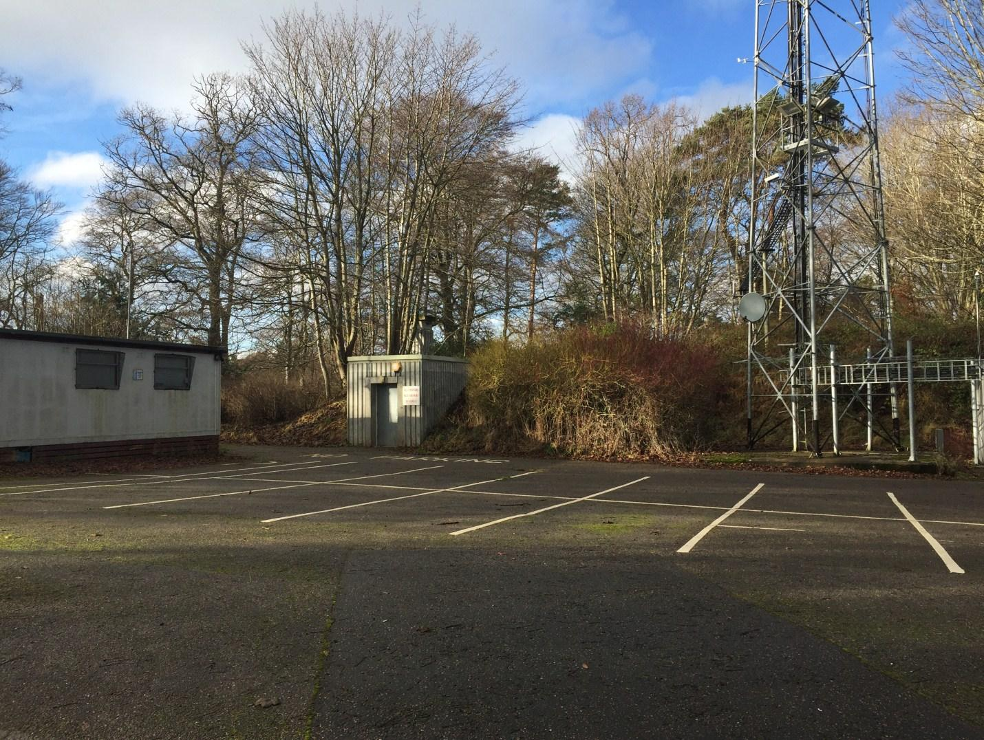 Inverness Emergency Bunker for sale