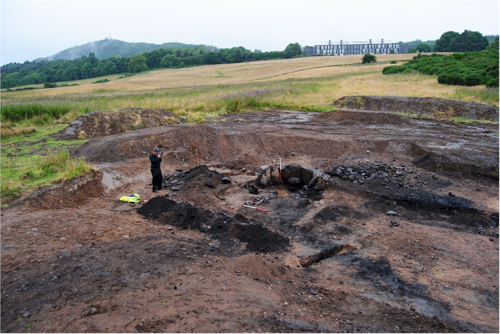 Artefacts of archaeological interest found along West Link route