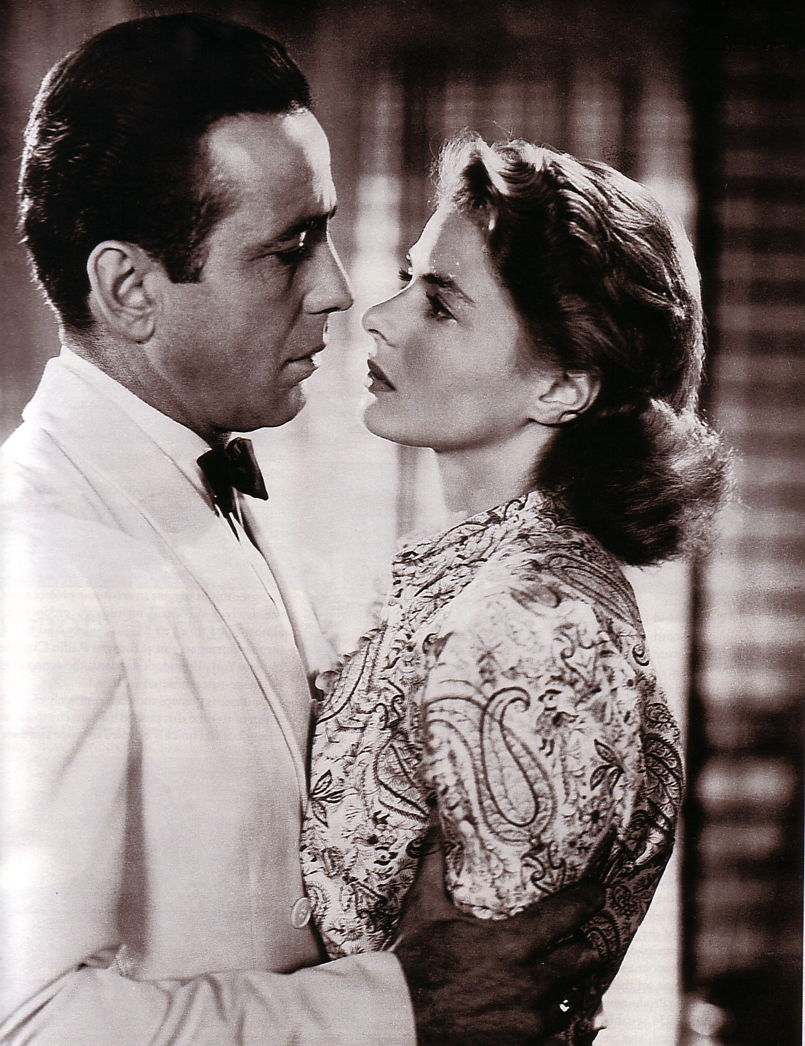 Casablanca courtesy of Park Circus/Warner Bros