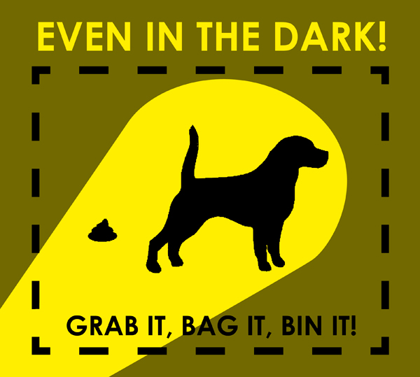dog fouling poster