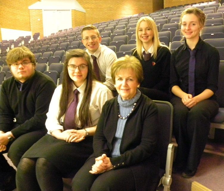 Holocaust Educational Trust Visit