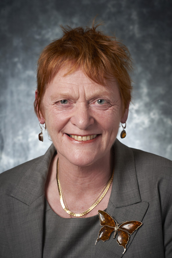 Leader of The Highland Council, Cllr Margaret Davidson