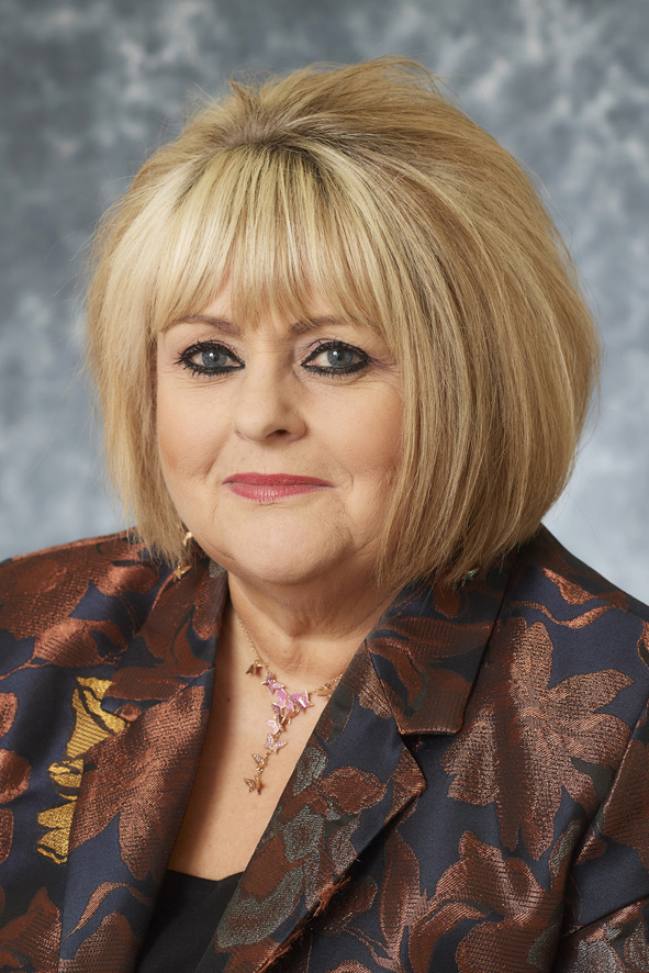 Chair of the Council's Tourism Committee, Cllr Maxine Smith