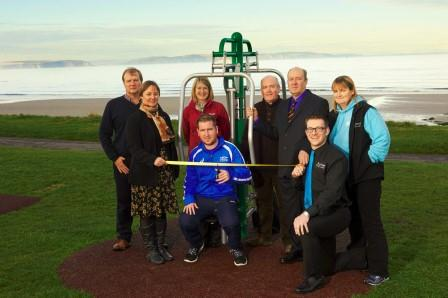Nairn outdoor gym