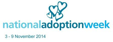 National Adoption Week banner