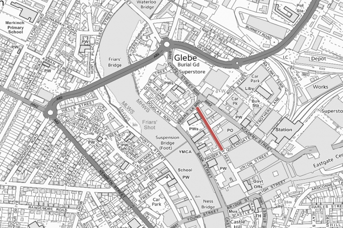 Church Street closure