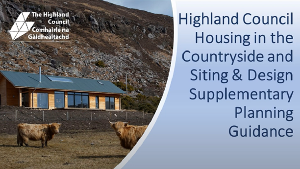 Housing in the Countryside Supplementary Guidance