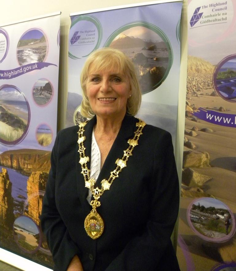 Provost and Leader of Inverness