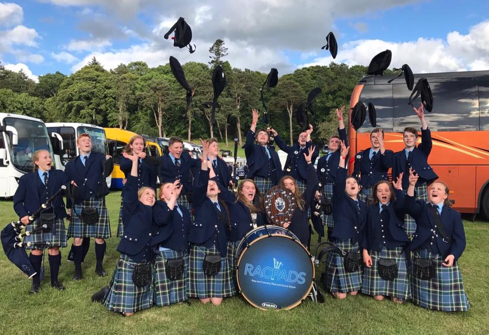 Ross and Cromarty Pipes and Drum School (RACPADS)