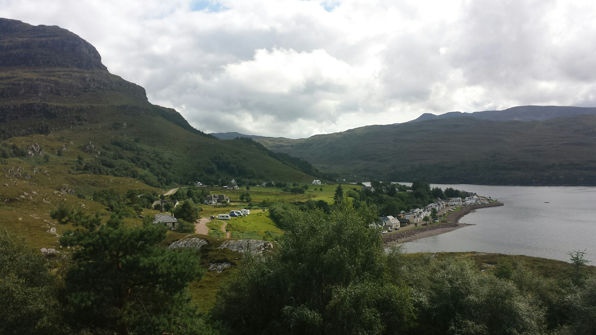 photo of sheildaig