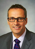 Chief Executive, Steve Barron