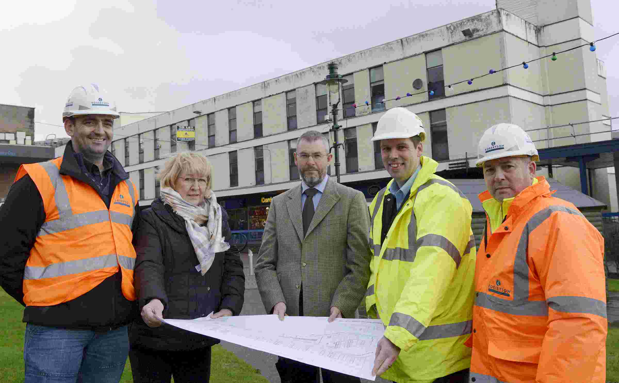 Tweeddale redevelopment