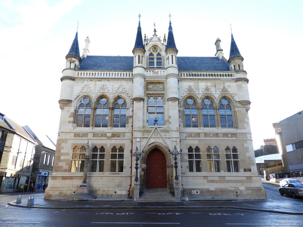 The Town House, Inverness