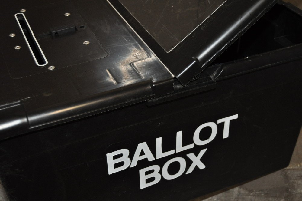 photo of ballot box