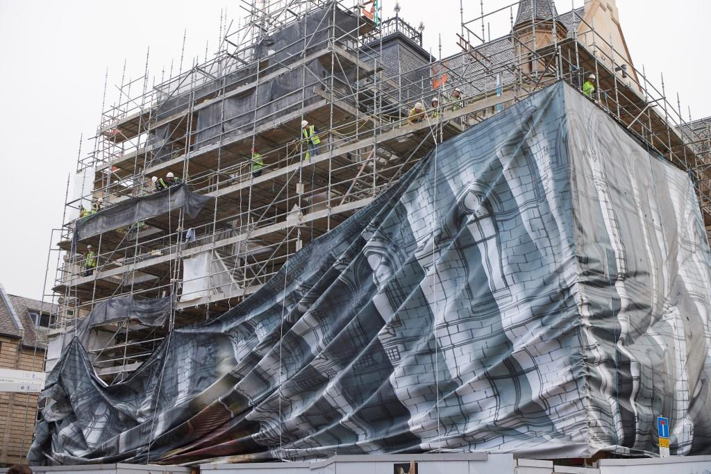 Unwrapping the Town House