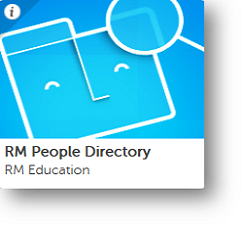 Rm people directory