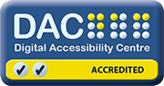 Digital Accessibility Centre accredited website